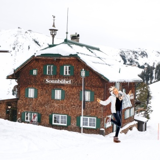 Sonnenbuehel Mountain Restaurant
