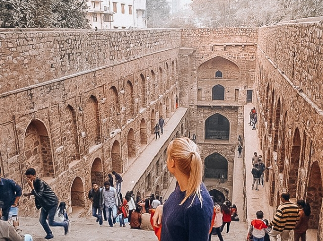 Step-Well Delhi